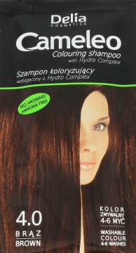 RUSKEA sävyttävä (4.0) shampoo 40ml