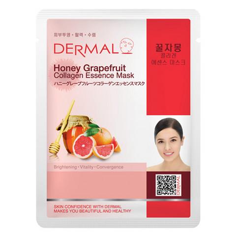 Collagen mask - Honey Grapefruit