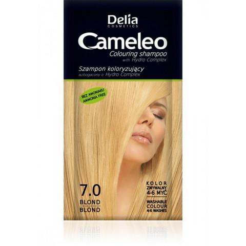 VAALEA sävyttävä (7.0) shampoo 40ml