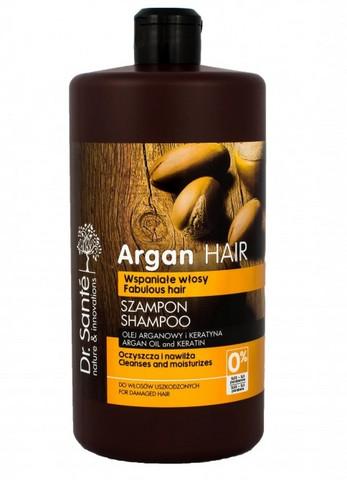 Dr. Sante Arganöljyä ja keratiinia sisältävä shampoo 1000ml