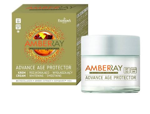 Farmona Amberray Advance Age Protector Päivävoide 50ml SPF 30