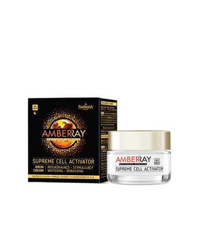 Farmona Supreme Amberray Cell Activator Yövoide 50ml