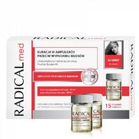 Radical Hiustenlähtöä ehkäisevä ja ravitseva tehohoitoampulli 15ml x 5