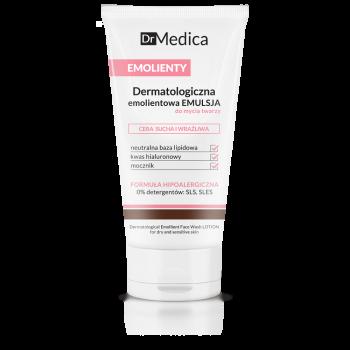 EMOLLIENT Face wash lotion - Kuivan & Herkän ihon puhdistusemulsio 150ml