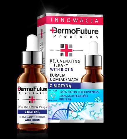 Dermofuture Precision: Soluja uudistava Biotiiniseerumi 20ml