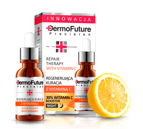 Dermofuture Precision: Kirkastava C-vitamiiniseerumi 20ml
