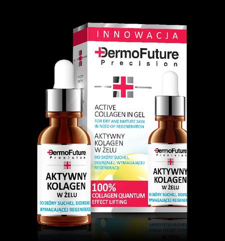 Dermofuture Precision: Aktiivi Kollageenigeeli 20ml