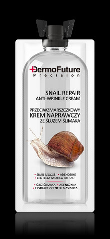 Dermofuturen korjaava Snail Cream 12ml