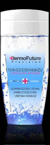 Dermofuture Vitamiini-Miselli meikinpuhdistusvesi 150ml