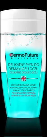 DermoFuture Hellävarainen Silmä- ja huulimeikinpoistoaine 150ml