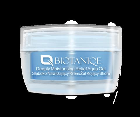 Biotaniqe Syväkosteuttava geelivoide normaalille & herkälle iholle 50ml