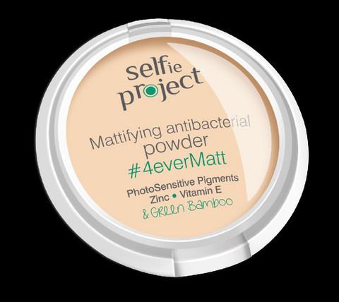 Selfie Project Antibakteerinen mattakivipuuteri 9g
