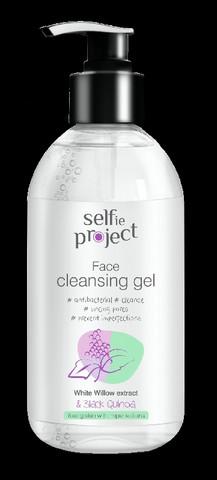 Selfie Project kasvojenpuhdistusgeeli 250ml