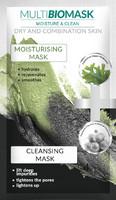 Moisture&Clean Kosteuttava ja puhdistava naamio kuivalle- ja sekaiholle 2x4ml