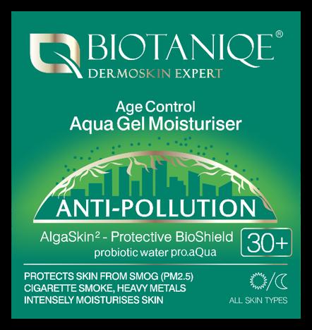 Biotaniqe Anti Pollution Aqua Geelivoide 30+ 50ml