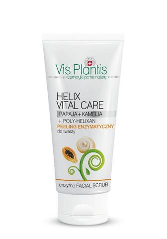 Vis Plantis Helix Vital Care Entsymaattinen kasvojenkuorinta-aine 75ml