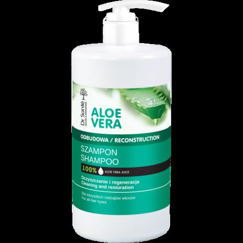 Dr. Santé Aloe Vera vahvistava shampoo 1000ml