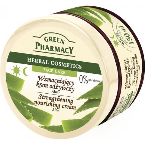 Green Pharmacy - Vahvistava & ravitseva Aloe päivävoide 150ml