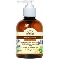 Green Pharmacy - Salvia Puhdistusgeeli ärtyneelle & akneiholle 270ml