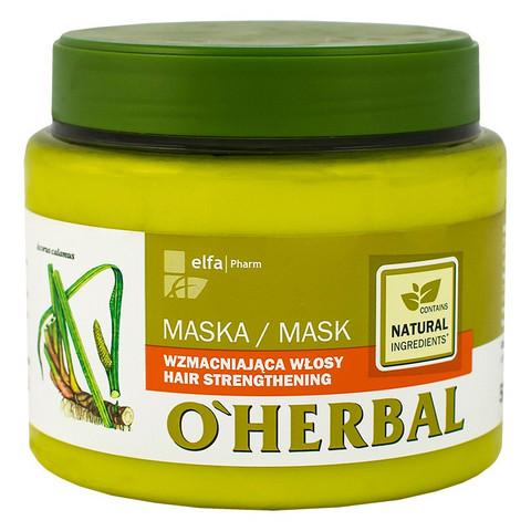 O'Herbal Vahvistava hiusnaamio 500ml
