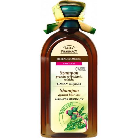 Green Pharmacy Takiaisshampoo kaikille hiustyypeille 350ml