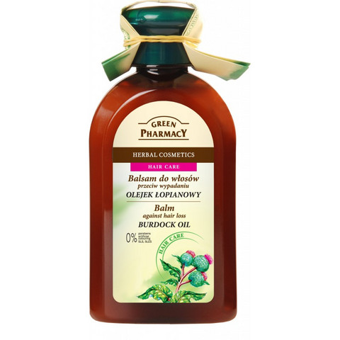 Green Pharmacy Takiaishoitoaine hiustenlähdön ehkäisyyn 300ml