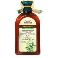 Green Pharmacy Nokkoshoitoaine hauraille hiuksille 300ml