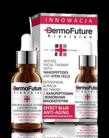 Dermofuture Precision: Intensiivinen Nanopeptidi ja Kantasolu (stem cells) Kasvoterapiaseerumi 20ml