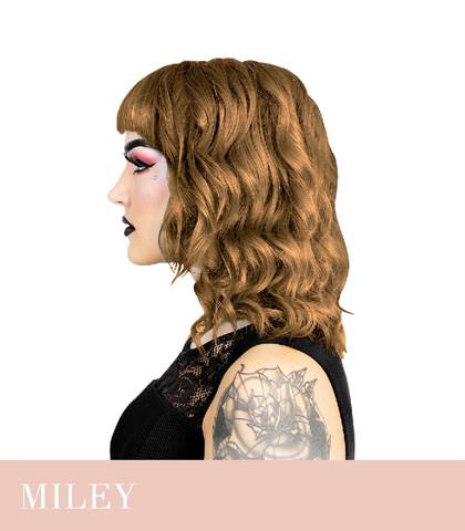 Herman's Amazing Miley Milk Tea Brown hiusväri