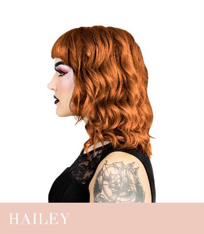 Herman's Amazing Hailey Hazel Brown hiusväri