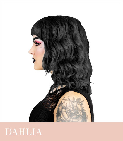 Herman's Amazing Black Dahlia hiusväri