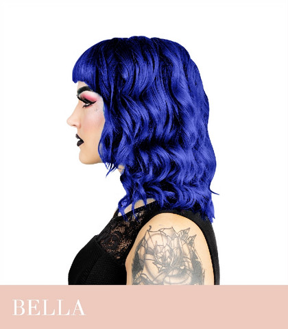 Herman's Amazing Bella Blue hiusväri