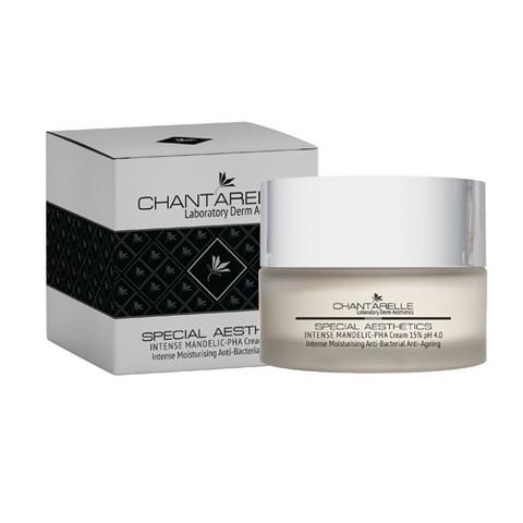 SPECIAL AESTHETICS INTENSE MANDELIC-PHA Cream 15% pH 4.0 Intense Moisturising Anti-Bacterial Anti-Ageing 50ml