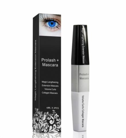 Volume Curls Collagen Mascara ripsiväri (Prolash+) 2x6.5ml