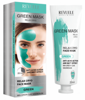 Revuele Green Mask puhdistava kasvonaamio 80ml