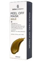 Skin Academy Peel Off naamio - Kulta 80ml