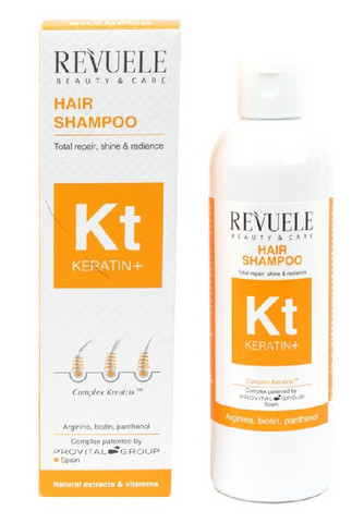 Revuele Keratin+ Hair Shampoo 200ml