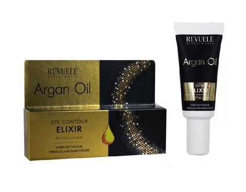 Revuele Argan Oil silmänympäryseliksiiri 25ml