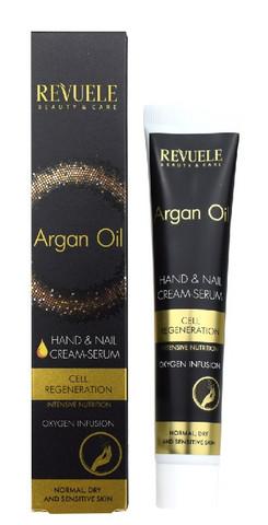 Revuele Argan Oil Käsi- ja kynsivoide-seerumi 50ml