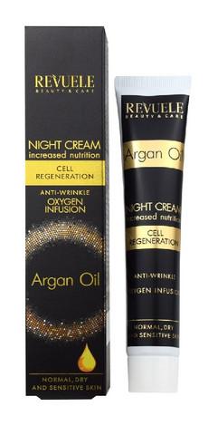 Revuele Argan Oil Kosteuttava yövoide 50ml