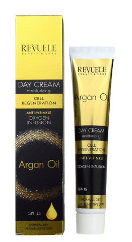 Revuele Argan Oil Kosteuttava päivävoide 50ml