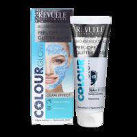 Revuele Peel Off Glitter Mask - Blue 80ml