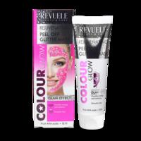 Revuele Peel Off Glitter Mask - Pink 80ml