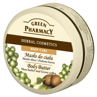 Green Pharmacy Vartalovoi Shea & Kahvi 200ml