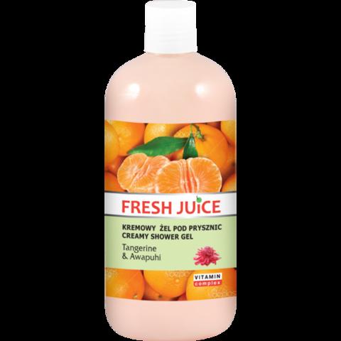 Fresh Juice Suihkugeeli Mandariini & Awapuhi 500ml