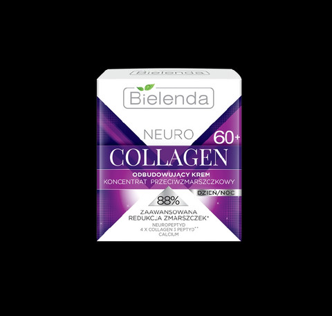 Bielenda NEURO COLLAGEN uudistava anti-wrinkle päivä/yövoide 60+ 50ml