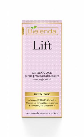 Bielenda LIFT liftaava, juonteita vähentävä seerumi 30ml