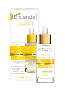 Bielenda Skin Clinic professional kirkastava & suojaava seerumi, C-vitamiini 30ml