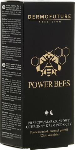 Power Bees entsymaattinen 2in1 vaahtokuorinta 150ml