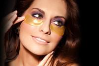 Kulta-kollageeni silmänalusnaamio